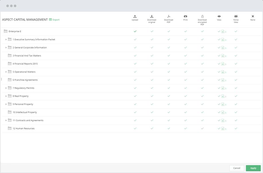 iDeals 虚拟数据室的工作原理